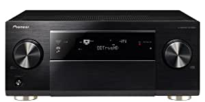 SC2023-K 7.2 Channel AV Receiver with 8x HDMI & AirPlay in Black