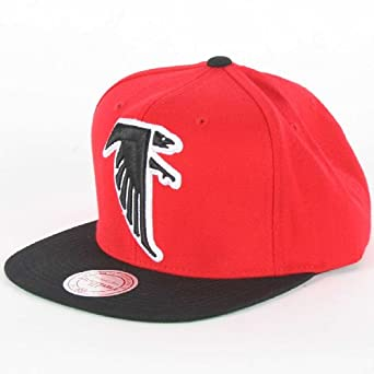 Mitchell and Ness - Atlanta Falcons Wool Hat in Main Team Color by mitchel & ness