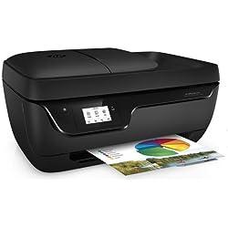 HP OfficeJet 3834 Stampante All-in-One, USB, Wireless, A4, 4800x1200 DPI, Nero