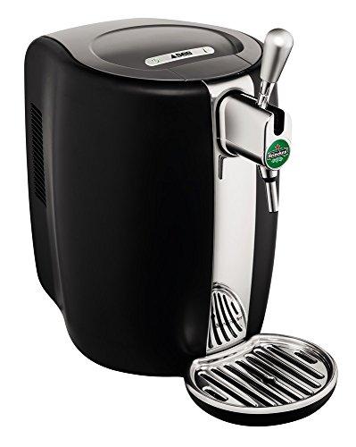 SEB VB310E10 BeerTender Machine à Bière Thermoplastique Noir/Inox 50,5 x 32,5 x...