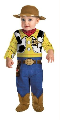 Costumes For All Occasions Dg6981W Toy Story Woody Infant 12-18Mo