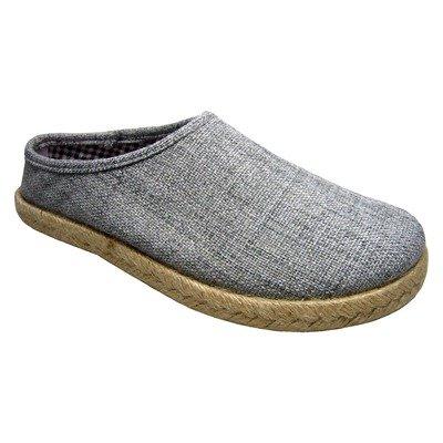Cheap Andres Machado Women's Brown Jute Slippers (B004WTHF8A)