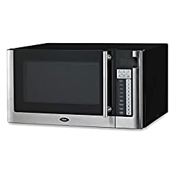 Best and Affordable 1.1-cubic Foot Digital Microwave Oven in Black ...