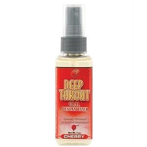 Deep Throat Desensitizer Deep Throat Desensitizer