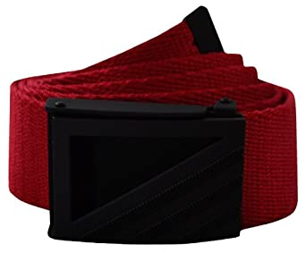 Adidas Golf Webbing Belt NEW OUT FOR 2013 (University Red)
