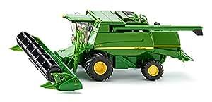Amazon.com: SIKU 1:32 John Deere T670i Combine Harvester: Siku: Toys