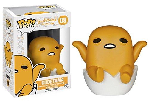 Funko - Figurine Gudetama - Gudetama The Lazy Egg Pop 10cm - 0849803068158