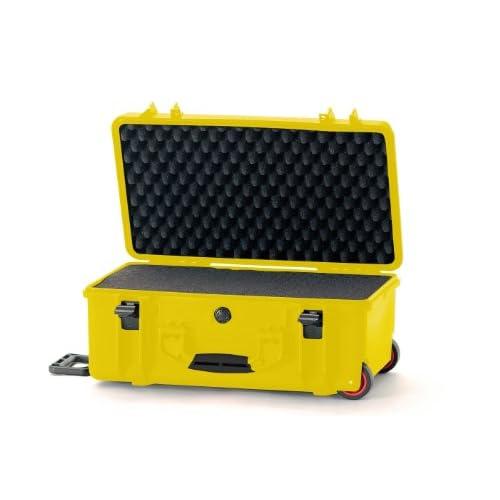 軽量設計★2550WF Wheeled Hard Case with Foam ハードケース HPRC社 yellow【並行輸入】