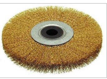 Vigor-Blinky Spazzole Circolari F.Ondulati