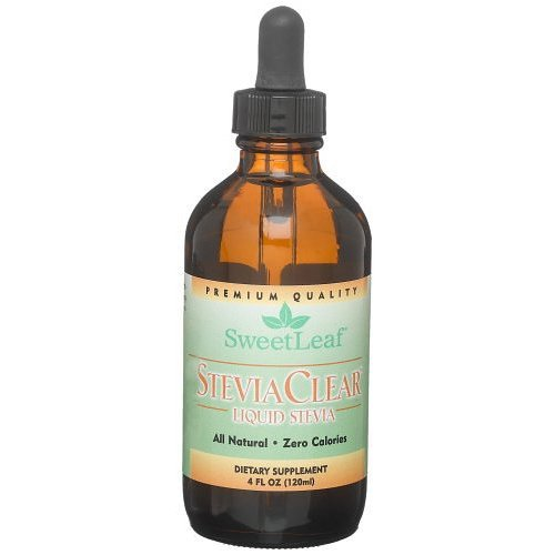 SWEET LEAF LIQ STEVIA,CLEAR,120ML, 4 FZ (Stevia Clear Liquid Extract 4 Oz compare prices)