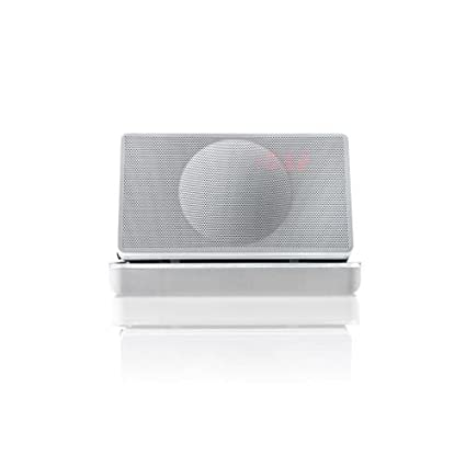 Geneva XS Enceinte Bluetooth/Jack Blanc