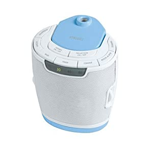 Homedics SS-3000 Soundspa Lullaby, White