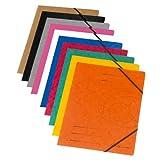 Herlitz 11166816 Eckspanner A4 Colorspan