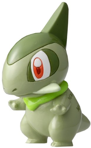 Takaratomy Pokemon Black and White Monster Collection Figure - M-004 - Kibago/Axew - 1