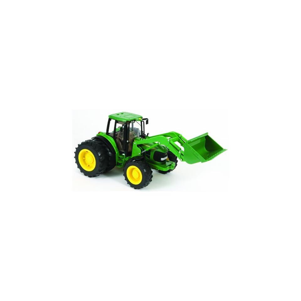 John Deere Dual Wheels : Britains big farm john deere s tractor with dual
