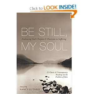 Be Still My Soul David Martyn Lloyd-Jones
