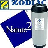 ZODIAC NATURE 2 G Mineral Sanitizer Cartridge 35K Gal