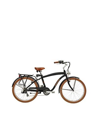CICLI ADRIATICA Bicicleta Ebike Cruiser Negro