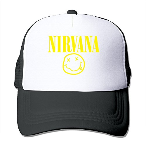 CCbros Nirvana Leisure Mesh Back Hat Cap One Size Fit All Black (One Direction Cd Case compare prices)