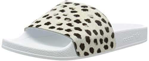 Infradito adidas - Adilette Premium bianco/bianco/bianco formato: 37