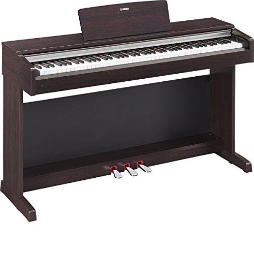Yamaha Ydp142R | Arius 88 Key Traditional Console Home Digital Piano Dark Rosewood