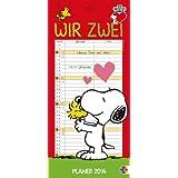 Snoopy: Wir zwei Planer 2014