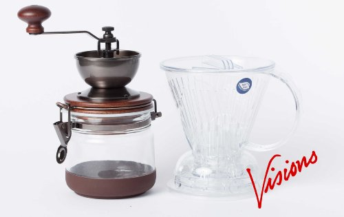 Clever + Hario C-Mill Grinder