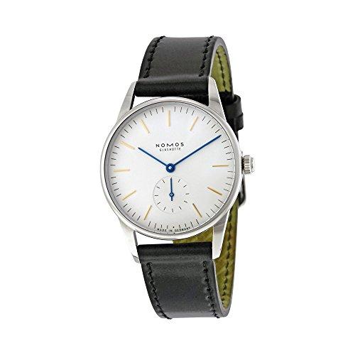 nomos-orion-blanco-dial-acero-inoxidable-acero-unisex-reloj-309