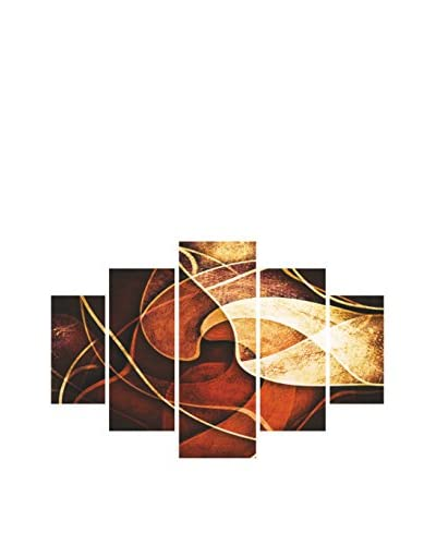 Miracle Panel Decorativo 5 Piezas St043 Multicolor