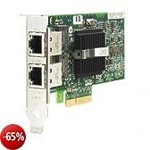 HP 412648-B21 NC360T DUAL PORT PCI Express Gigabit Adapter Scheda di rete