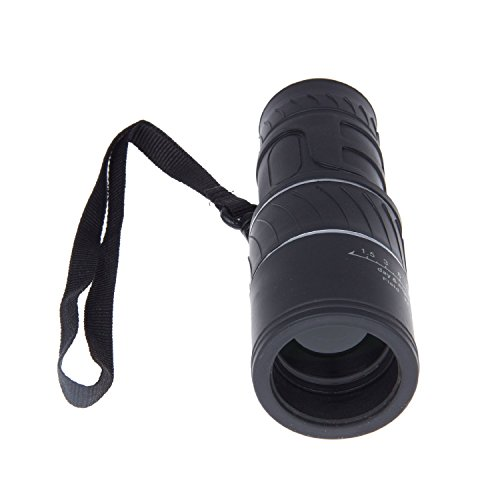Lemonbest Upgrade New Ultra-Clear 16X52Mm Telescope Monocular Spyglass Best For Nautical Maritime Outdoor Hunting Camping