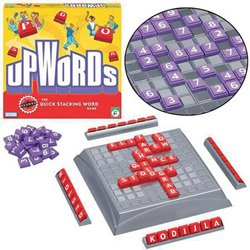 Upwords game!