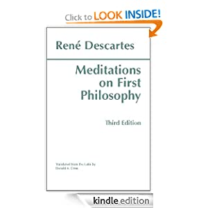 an analysis of gods existence in rene descartess meditation v