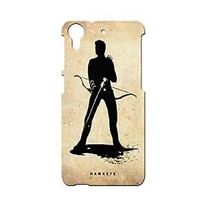BLUEDIO Designer Printed Back case cover for HTC Desire 626 - G0022