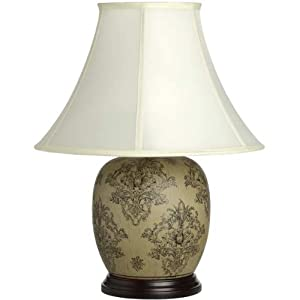 ceramic table lamp 1251 vintage style perfect for all living rooms