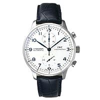 [インターナショナルウォッチカンパニー] IWC 腕時計 ポルトギーゼ・クロノ・オートマチック IW371446 ホワイト メンズ [並行輸入品]