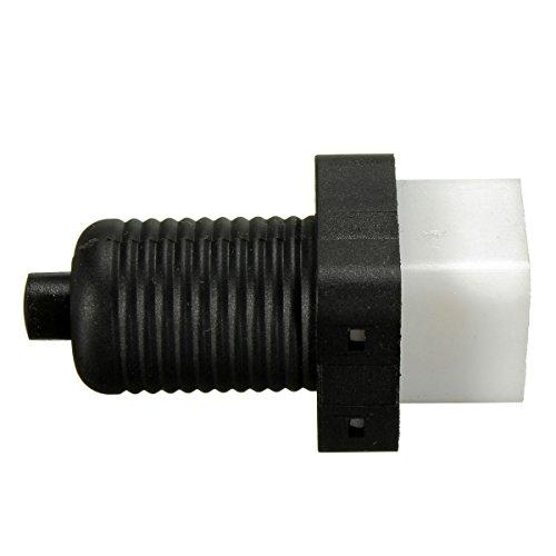 Luz - SODIAL(R)Luz de freno Interruptor de parada de 2 Pin para Peugeot 206 306 307 106 405 406 453 411 Expertos