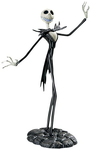 Walt Disney Classics Collection - Statue: Tim Burton's The Nightmare Before Christmas - Jack Skellington (Accolades All Around)