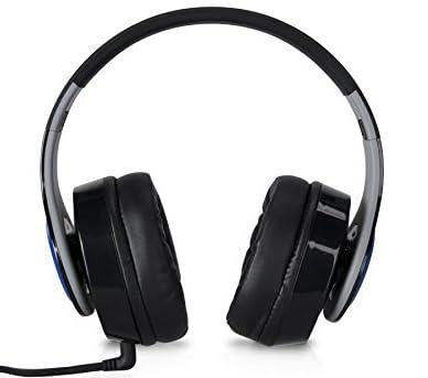TDK Life on Recordスマートフォン対応 リモコン付 密閉型オーバーイヤーヘッドホン ST560sシリーズ ブラック ST560SBK