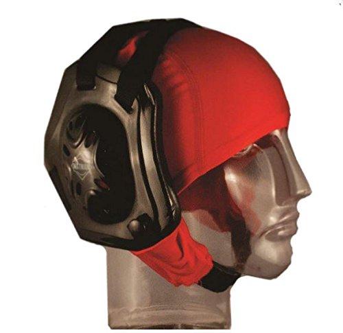 Matman Wrestling Hair Cap Red Sporting Goods Combat Sports