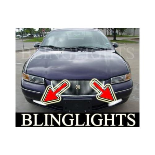 1995-2000 CHRYSLER CIRRUS SLIM LINE XENON FOG LIGHTS driving lamps lx ...