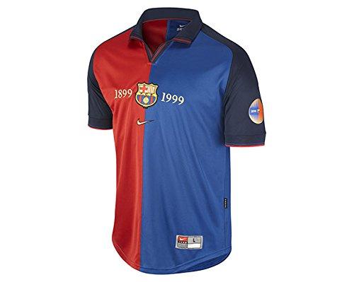 Camiseta-FC-Barcelona-Centenario-1999