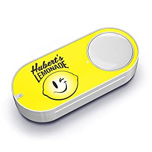 Hubert's Lemonade Dash Button from Amazon