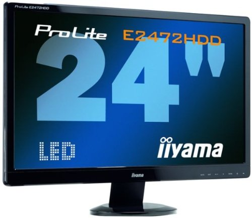iiyama ProLite X2472HD 24 inch LED Backlit LCD Monitor