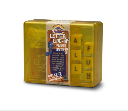 Cranium® Favorites - Letter Line-Up