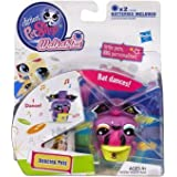 Littlest Pet Shop Walkables Dancing Figure Bat