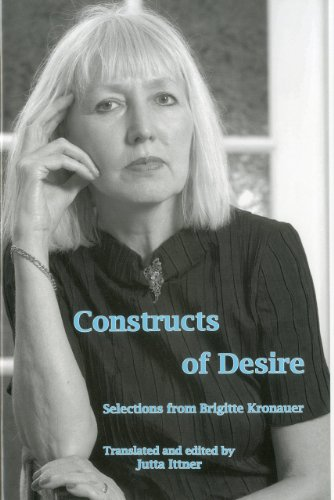 Constructs of Desire: Selections from Brigitte Kronauer