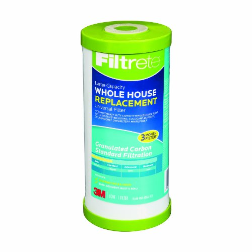 Filtrete whole house system filter large capacity for What is the best month to buy a house