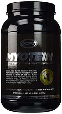 Myotein Chocolate or Vanilla - Best Whey Protein Powder / Shake - Hydrolysate, Isolate, Concentrate & Micellar Casein