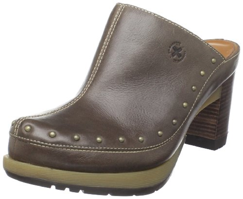 Dr Martens Women's Una Dark Brown Mule 13881201 7 UK